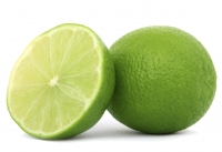 LIME-GLAZED